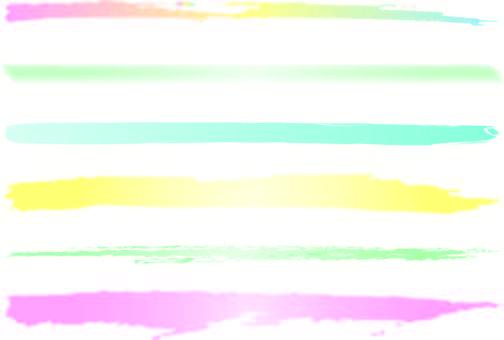 Pastel color pen