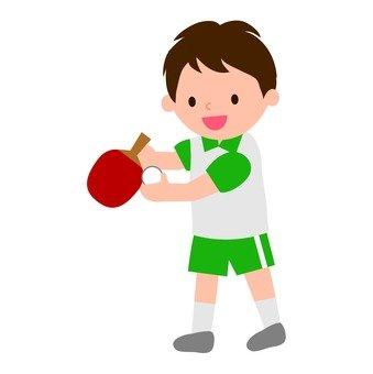 Table Tennis (Men's)