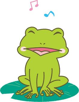 Frog's illustration