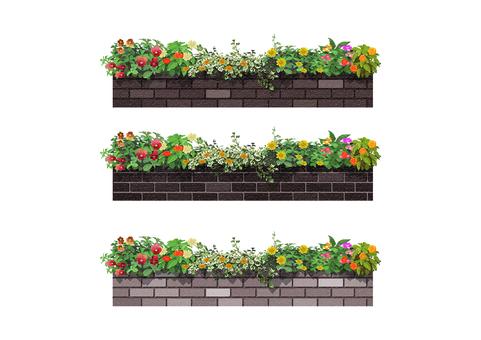Flower bed 007