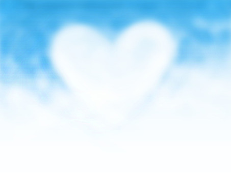 Sky (Heart Cloud)