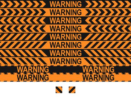 WARNINGライン