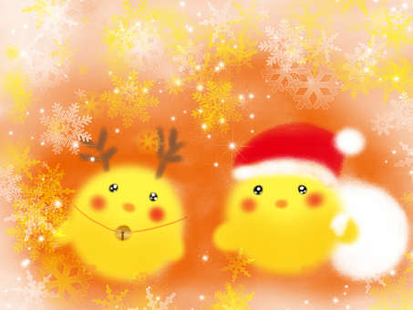 Hiyoko Santa