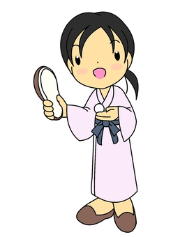 Hot spring table tennis girls
