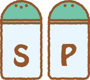 주방 용품 (솔트 & 페퍼 1)