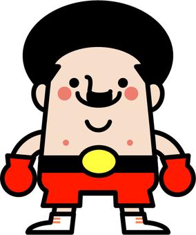 Uncle Fairy Boxer