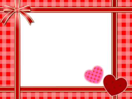 Ribbon frame 05