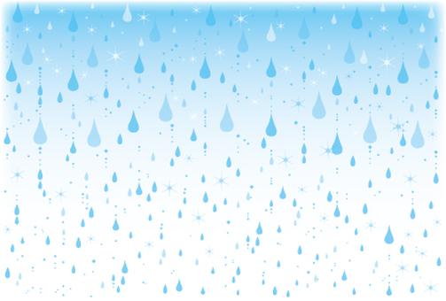 Clean rain card