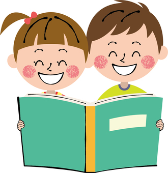 Smile picture book green male and female children's bookstore