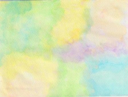 Brilliant watercolor texture