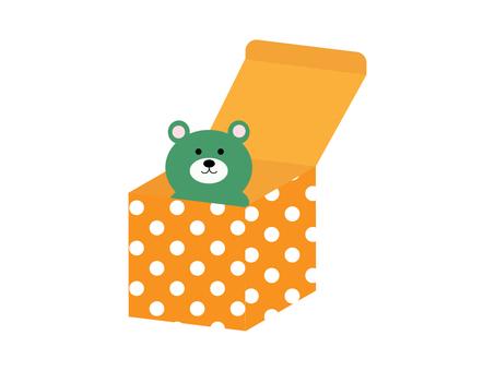 Bear's present