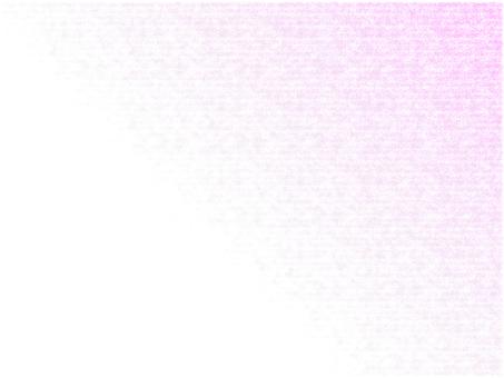 カンバス風グラデ(ピンク)