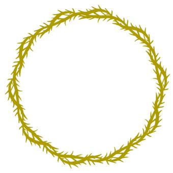 Thorns ring (yellow)