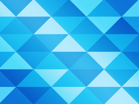Texture triangular mosaic sea