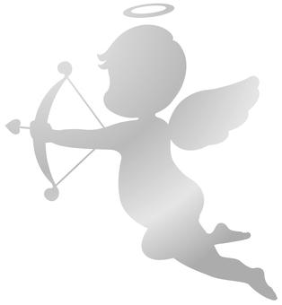 Cupid silver