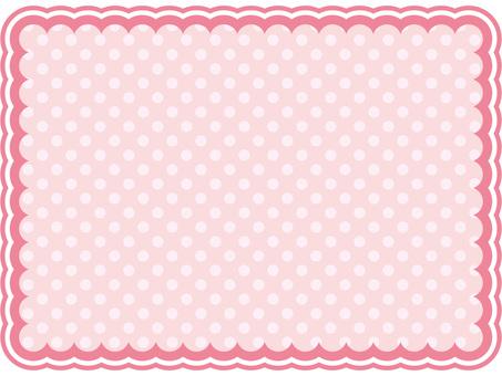 프레임 (핑크)