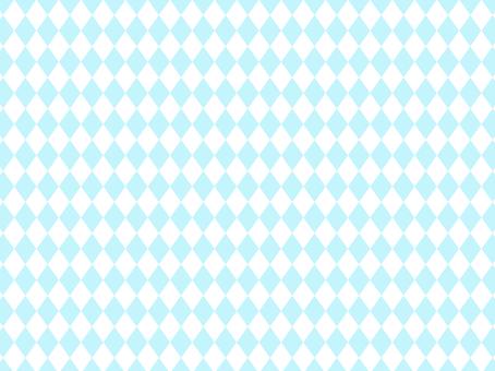 Diamond pattern pattern light blue background