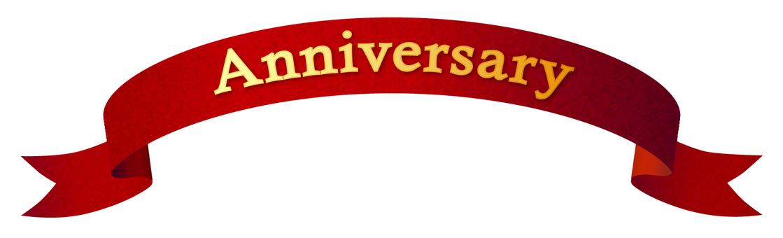 Memorial ribbon / Anniversary