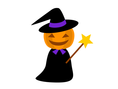 Pumpkin's Witch