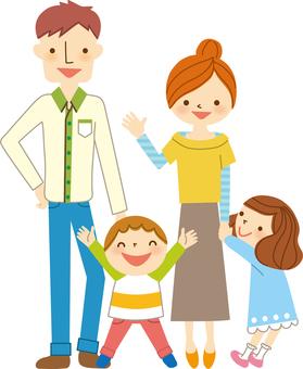 4-person family B01