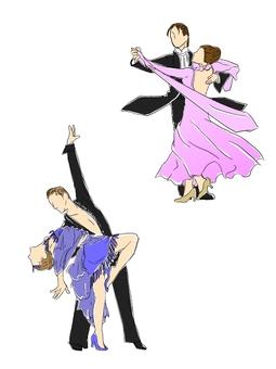 사교 댄스 2