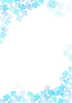 <Revised> Hydrangea Frame 7 Vertical