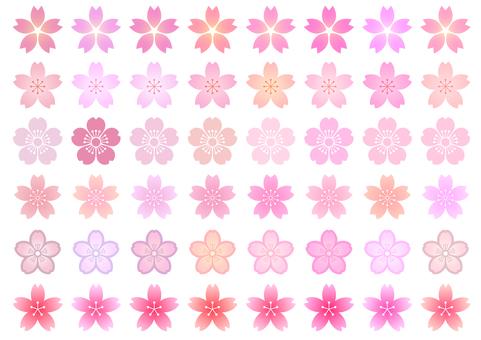 벚꽃 소재 07