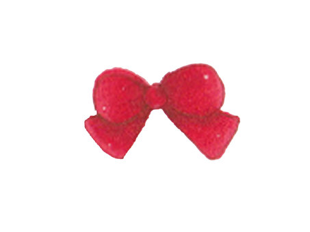 【Cute ribbon】 Hand-painted ♪