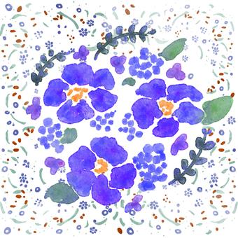 Flower watercolor 2