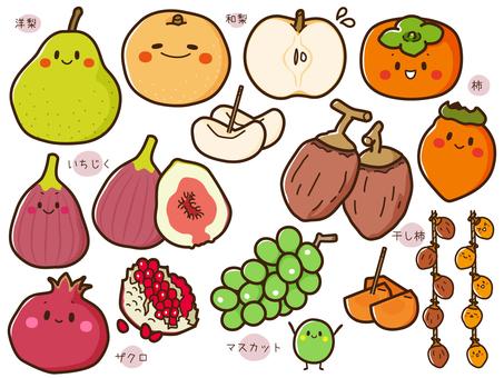 果物いろいろセット2