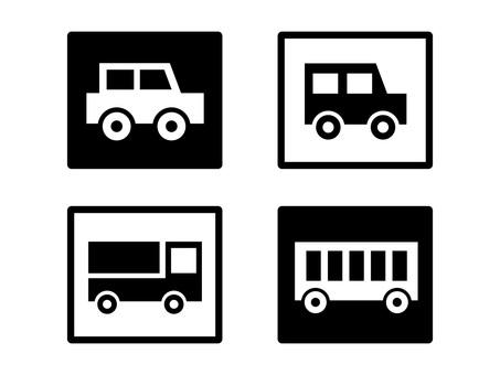 Car icon [1]