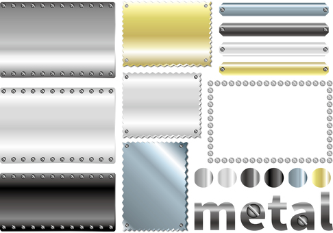 金屬框架集