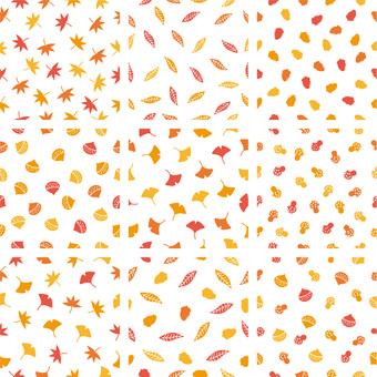 Fall pattern list