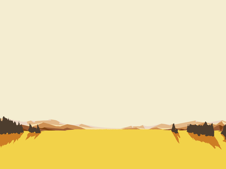 Meadow Landscape background