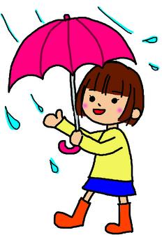 Rain girls
