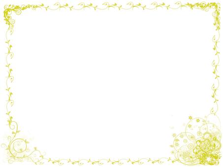 Frame yellow