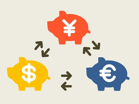 Illustration of foreign currency transaction