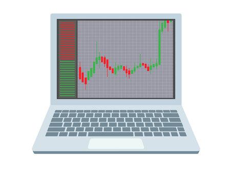 Trade screen