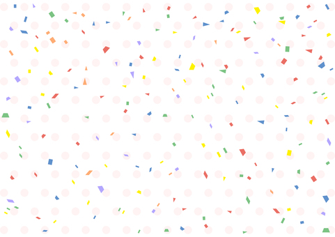Confetti dot background