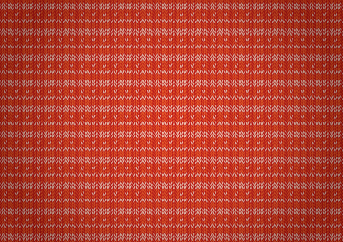 Knit background material