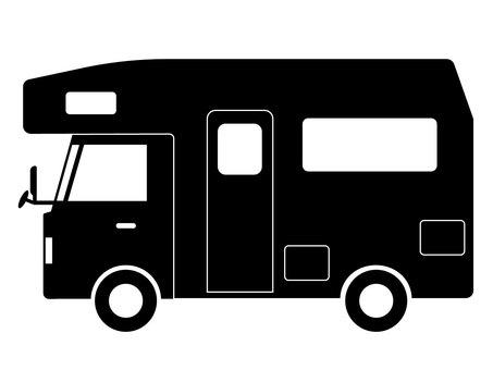 Camper / Camper silhouette