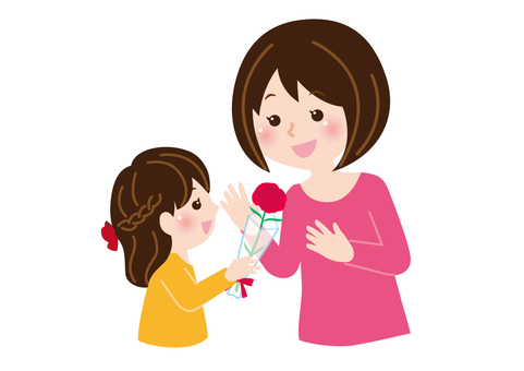 Mother always thank you more than girl