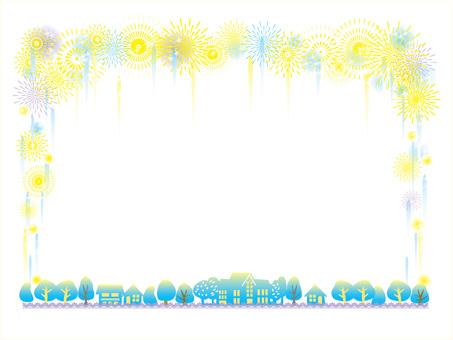 Frame _ Fireworks 01