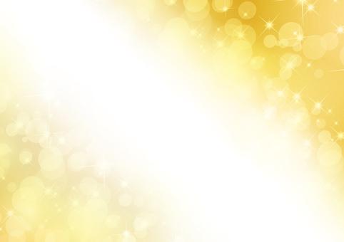 Gold sparkling 16