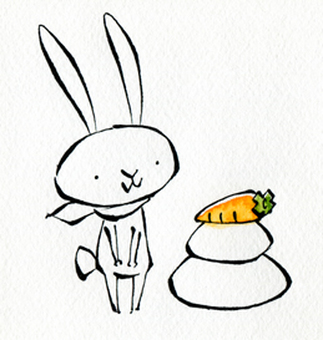 Kagami Carrots