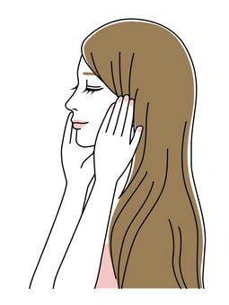 Women _ Skin Care _ Black Border
