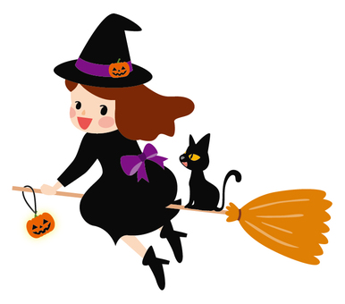 Halloween 02_ Witch