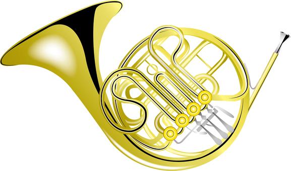 Horn illustrations