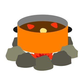 Camping curry