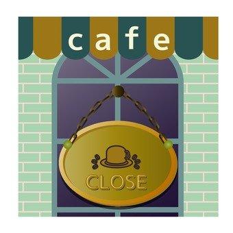 CLOSE・cafe